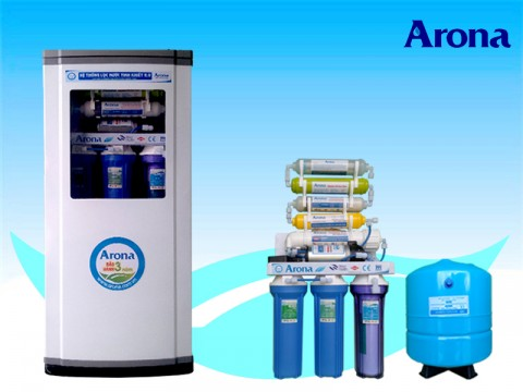 Máy lọc nước RO Arona 8 cấp lọc