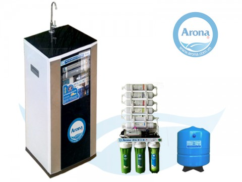 Máy lọc nước bán thông minh 9 cấp lọc