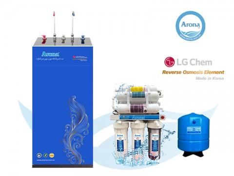 Máy lọc nước nóng lạnh nguội ARONA - ARHC-19
